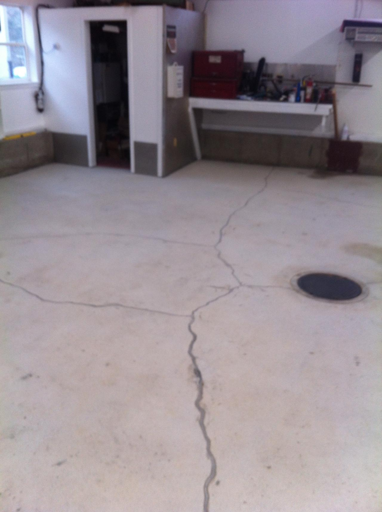 Artistic Concrete Flooring : Artistic concrete overlays and